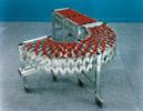 Skatewheel conveyor KB